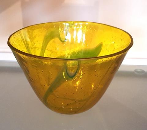 Lemon Drop Bowl